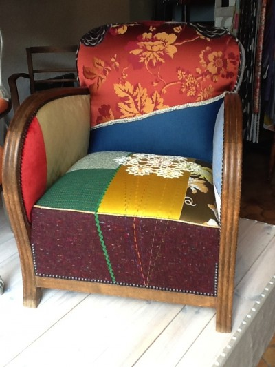 fauteuil art deco occasion images. Black Bedroom Furniture Sets. Home Design Ideas